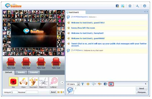 Title: 123 PPV Software Chat Software HD Video, Webcam Chat, HTML Chat, Live PPV Software, Video Chat